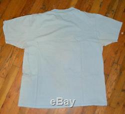 1980's GRATEFUL DEAD vtg rock concert tour t-shirt (XL) 70's 80's Jerry Garcia