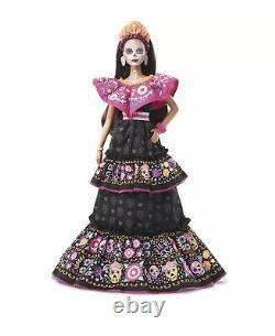 2021 Barbie Signature Dia De Los Muertos (day Of The Dead)