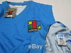 Adidas Pullunder Sweater Tennis 80s Vintage Deadstock Ivan Lendl XS S M L XL NEU
