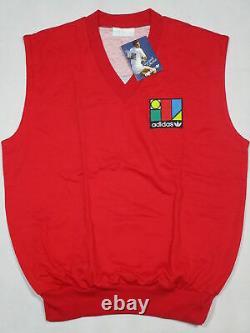 Adidas Pullunder Sweater Tennis 80s Vintage Deadstock Ivan Lendl XS S M XL XXL