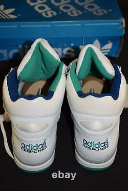 Adidas Response Sneaker Trainers Schuhe Vintage 90s Torsion Deadstock 1993 44