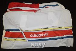 Adidas Schulter Tasche Sport Duffel Bag Zaino Sac Vintage Deadstock 1986 NEU NEW