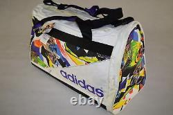 Adidas Steffi Graf Tennis Tasche Sport Bag Zaino Sac Vintage Deadstock 1992 NEU