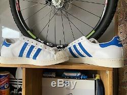 Adidas Superstar France 10,5 Original Vintage NOS very rare Deadstock Selten 80s