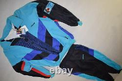 Adidas Training Anzug Jogging Track Jump Suit Sport Art Action Vintage Deadstock