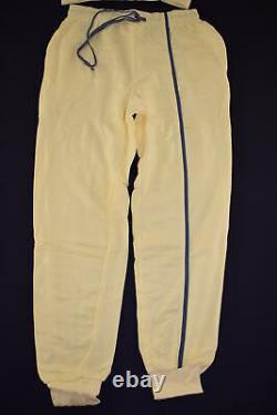 Adidas Training Anzug Jogging Track Jump Suit Sport Vintage Deadstock 80s 8 XL N
