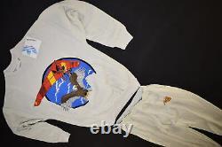 Adidas Training Anzug Jogging Track Jump Suit Sport Vintage Deadstock D 164 NEU