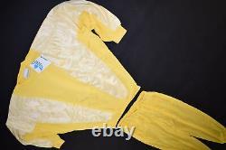 Adidas Trainings Anzug Track Suit Sport Vintage Deadstock 80er 90er D 40 M NEU