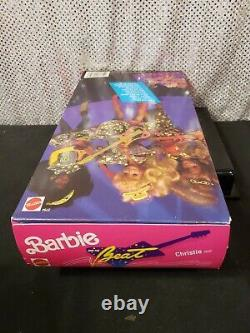 Barbie And The Beat Christie Doll African American Aa 1989 Mattel 2754 Nrfb