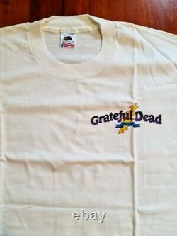 Camiseta Grateful Dead original vintage 90s t shirt