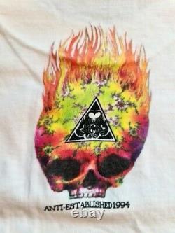 Camiseta Grateful Dead original vintage t shirt