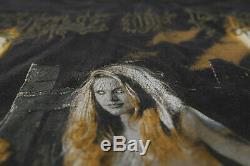 Cradle of Filth Dead Girls Don't Say No t shirt vintage original 1997