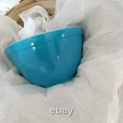 Dead Stock Old Pyrex Primary Multicolor Mixing Bowl