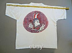 Dr. Seuss Cat in the Hat Psychedelic t-shirt Grateful Dead Vintage Marijuana XL