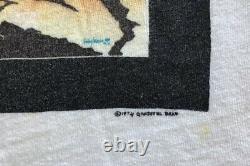 GRATEFUL DEAD FROM THE MARS HOTEL 1974 LP Original Vintage Concert Shirt