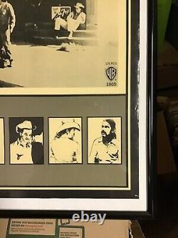 GRATEFUL DEAD VINTAGE PROMO POSTER Workingmans Dead LP WB#1869 MEMORYLEN