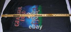 GRATEFUL DEAD Vintage 1982 Tour Concert T-Shirt NEVER WORN or WASHED Size M