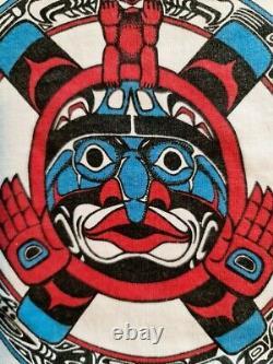 Grateful Dead. Pacific Northwest Summer Tour 1982 original vintage t shirt