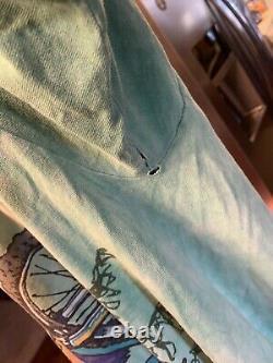 Grateful Dead Shirt T Shirt Vintage 1995 Dead Treads Mountain Bike Tie Dye XL