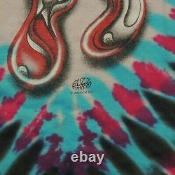 Grateful Dead Vintage 94 T Shirt Size XL Tie Dye Buzz Parker Steal Your Face