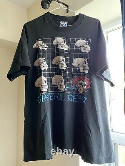 Grateful dead 1993 shirt what a long strange trip its been