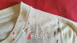 Guns N Roses G&R Dead Horse Original Vintage Concert T-shirt Size L 1990's ROCK