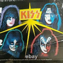 KISS 1978 VIEW MASTER DOUBLE VUE SEALED CARTRIDGE RARE HTF VTG! Dead Stock NOS