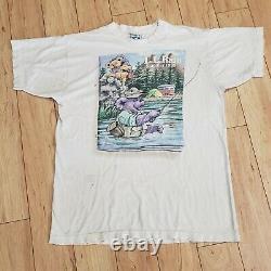 Liquid Blue Grateful Dead LL Rain 1995 T-Shirt