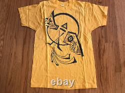NEW Vintage Grateful Dead Box of Rain Shirt Concert L 70s Single Stitch NOS
