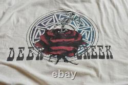 Original 1994 Grateful Dead Summer Tour Deer Creek Lot Shirt Vintage Stealie