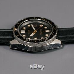Original Vintage 1969 SEIKO 6159-7001 Hi-Beat Professional Diver Watch Serviced