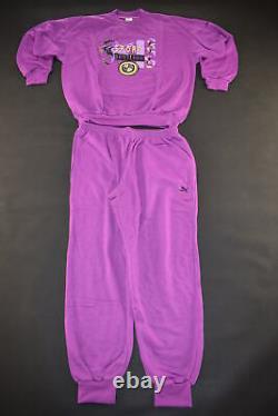 Puma Trainings Anzug Track Jump Suit Track Top 90s 90er Vintage Deadstock L NEU