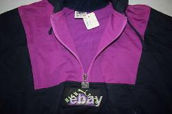 Puma Trainings Anzug Track Jump Suit Track Top Kapuze Vintage Deadstock 6 M NEU