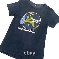 RARE Vintage 1978 Grateful Dead Shakedown Street Gilbert Shelton Band T-shirt