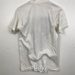 RARE Vintage 80s GRATEFUL DEAD Surfing Skeleton T Shirt Rick Griffin Art- Med