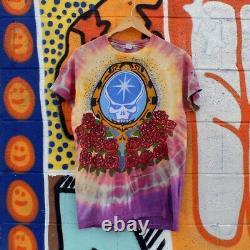 RARE Vintage Original Ed Donohue 1977 Grateful Dead T-shirt SIZE LARGE