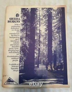 Rare Grateful Dead 1978 Vintage Program Stop Nuclear Power Santa Barbara 1/13/78