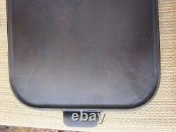 Rare Griswold's Erie No. 11 25 Long Cast Iron Slant Logo Griddle-dead Flat
