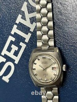 Seiko Sea Lion VINTAGE WATCH HI-BEAT AUTOMATIC ladies 1975 original bracelet
