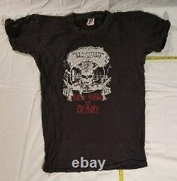 TestAmenT 1987 Do or Die Vtg tour shirt. NOT a reprint. First Tour is Deadly