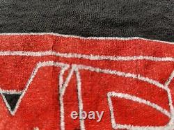 TestAmenT 1987 The Legacy Vtg tour shirt. NOT a reprint. First Tour is Deadly