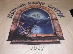 VTG 1993 Grateful Dead Madison Square Garden shirt size L