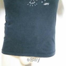 VTG Jerry Garcia Sketch T Shirt Grateful Dead 70s Tour Concert Original Medium