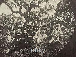 Vintage 1969' Grateful Dead T- Shirt from Aoxomoxo Album Cover Skull & Roses