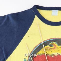 Vintage 1980 Grateful Dead Happy New Year Concert Shirt