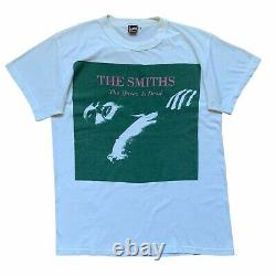 Vintage 1986 The Smiths The Queen Is Dead Original Promo T Shirt 80s Morrissey