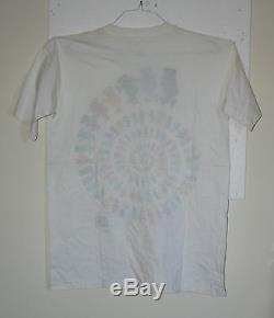 Vintage 1989 Grateful Dead Dancing Bears Rock Band Tour T-Shirt New NOS Size XL