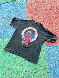 Vintage 1994 Grateful Dead Blues for Allah Fiddler Graphic Shirt gdm USA XL