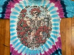 Vintage 1995 Liquid Blue Grateful Dead 30 Years Shirt SIZE LARGE