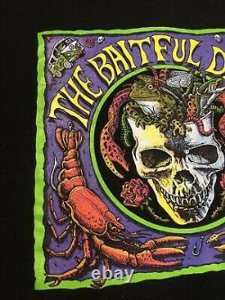 Vintage 1996 Ray Troll The Baitful Dead Vintage Shirt Size XL Oneita Original